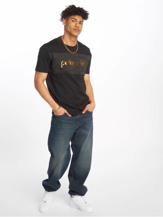 Pelle Pelle T-Shirty Recognize czarny