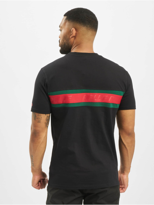 Pelle Pelle T-Shirty Front 2 Back czarny