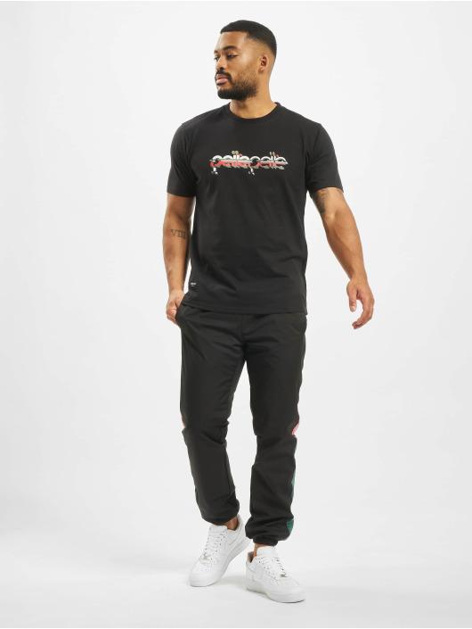 Pelle Pelle T-Shirty Confusion Logo czarny