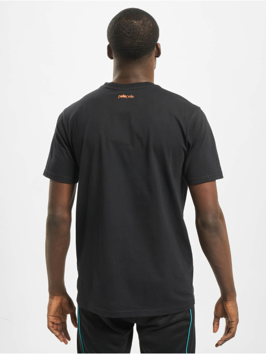 Pelle Pelle T-Shirty Colorblind Icon czarny