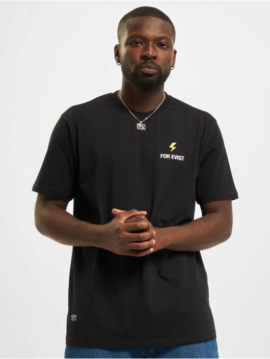 Pelle Pelle T-Shirty For Evigt czarny