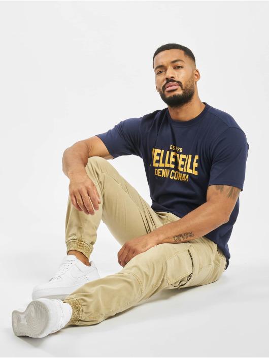 Pelle Pelle T-skjorter Freshman blå