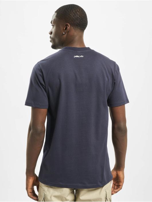 Pelle Pelle T-skjorter Core Portate blå