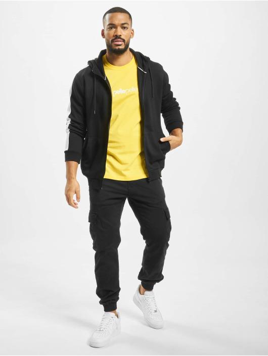 Pelle Pelle T-skjorter Core Portate gul