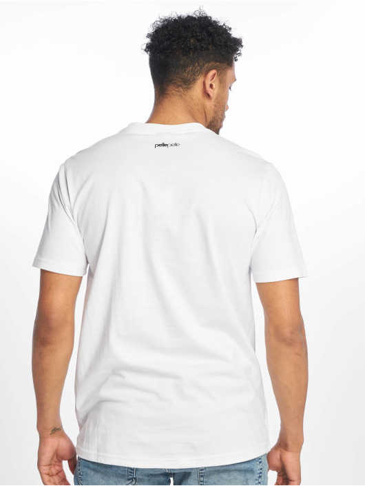 Pelle Pelle T-skjorter Lord hvit
