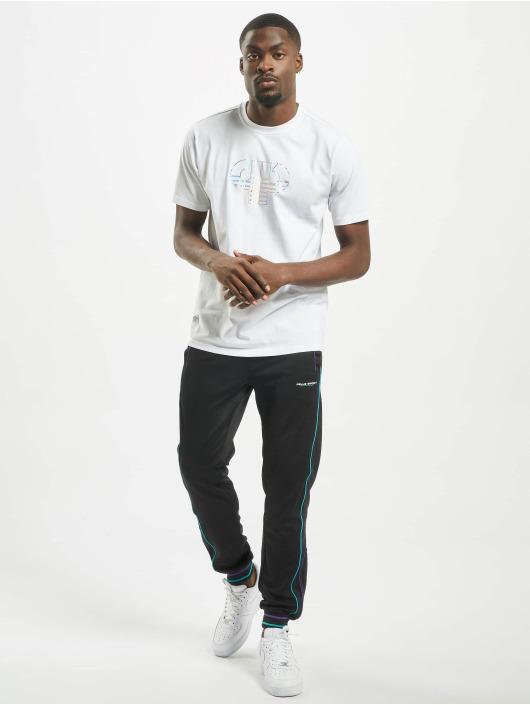 Pelle Pelle T-skjorter Space Icon hvit
