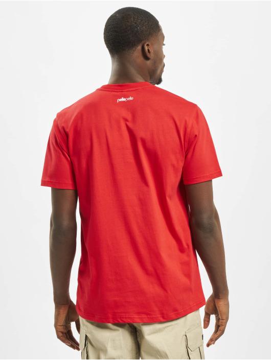 Pelle Pelle T-skjorter Core Portate red