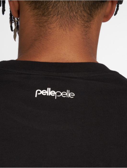 Pelle Pelle T-skjorter Hova svart