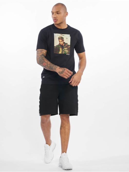 Pelle Pelle T-skjorter Made You Look svart