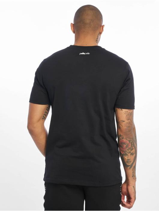 Pelle Pelle T-skjorter Lord svart