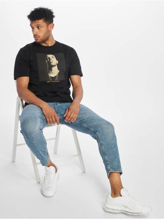 Pelle Pelle T-skjorter Started From The Bottom svart