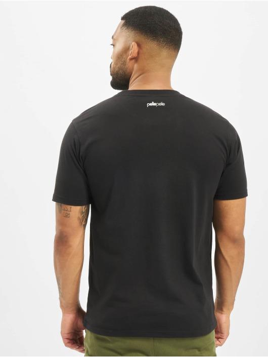 Pelle Pelle T-skjorter Freshman svart