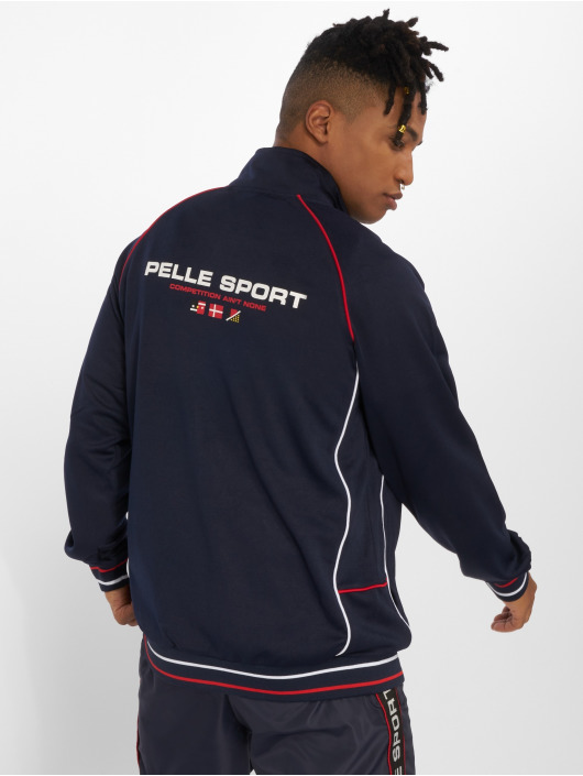 Pelle Pelle Transitional Jackets Vintage Sports blå