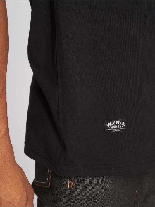 Pelle Pelle Tričká Corporate èierna