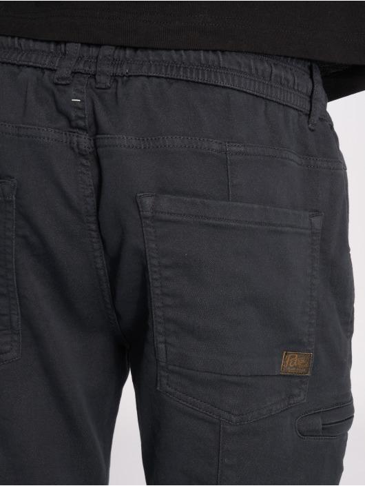 Petrol Industries Cargo pants Non Denim black
