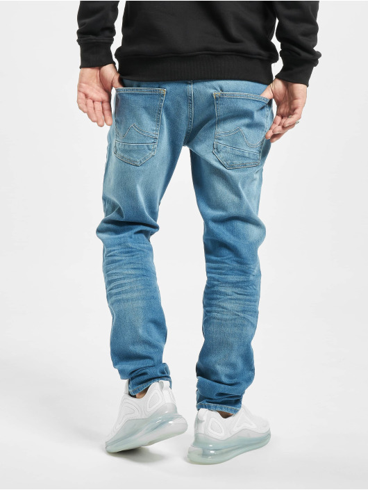 Petrol Industries Jean coupe droite Men Denim bleu