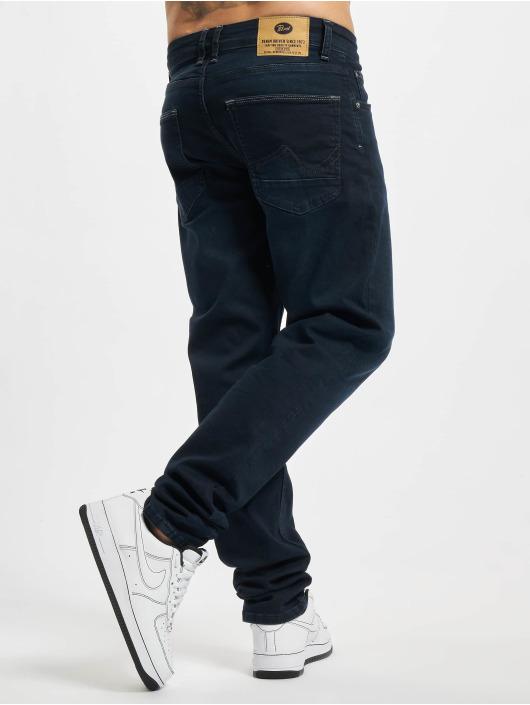 Petrol Industries Jean coupe droite Southpole Basic Sweat Pants bleu
