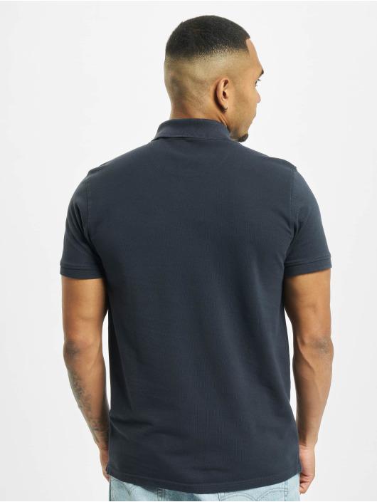 Petrol Industries Koszulki Polo Polo niebieski