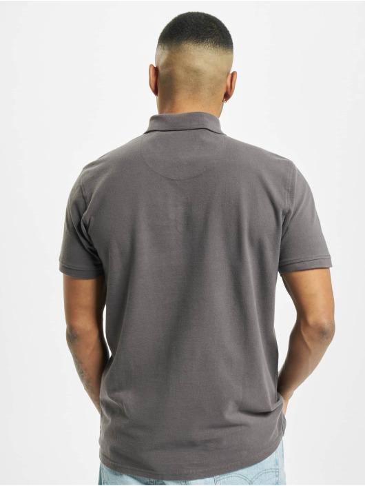 Petrol Industries Poloshirt Polo grau