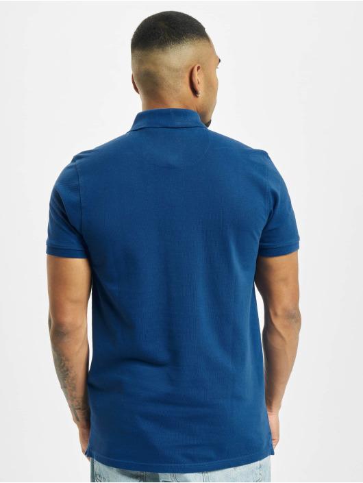 Petrol Industries Poloskjorter Polo blå