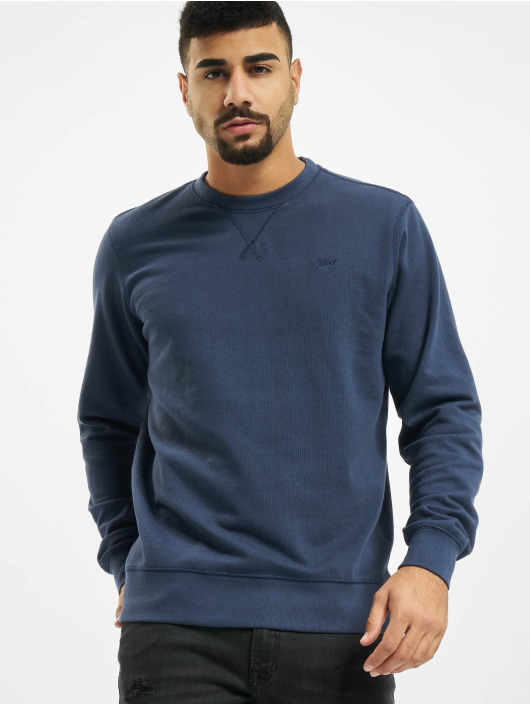 Petrol Industries Pullover R-Neck blau