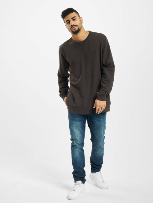 Petrol Industries Pullover R-Neck braun
