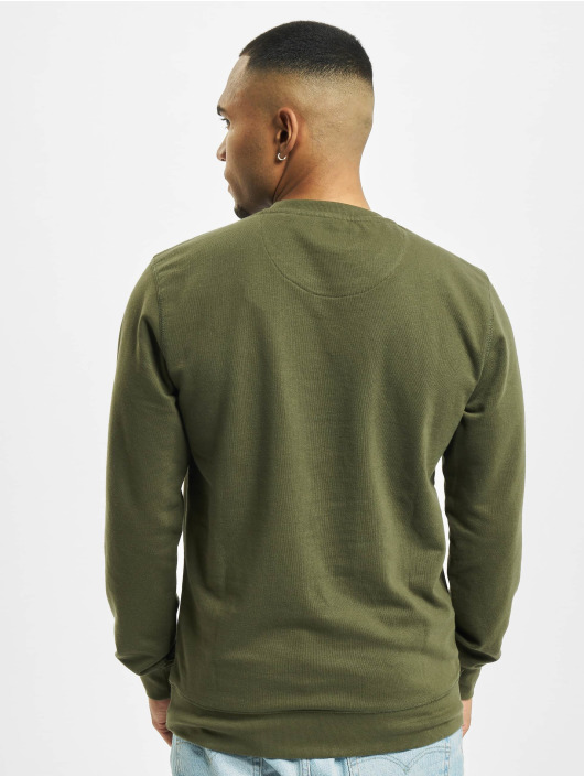 Petrol Industries Pullover R-Neck green
