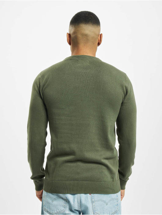 Petrol Industries Pullover R-Neck khaki