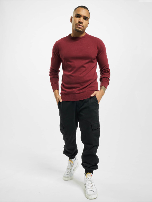 Petrol Industries Pullover R-Neck Knit rot