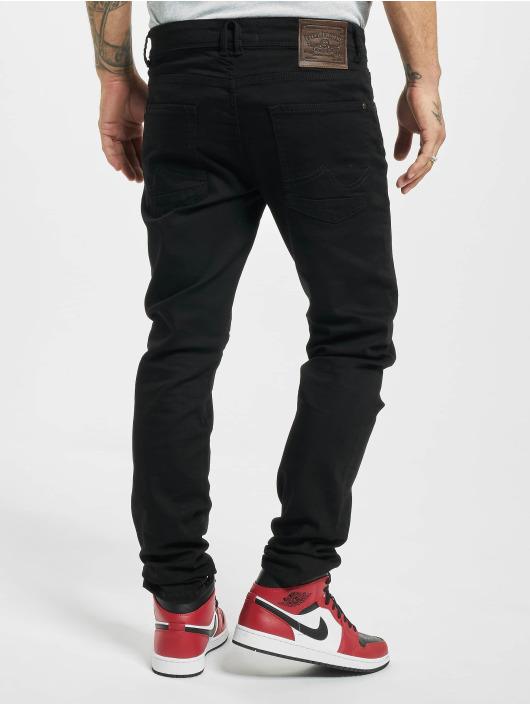 Petrol Industries Slim Fit Jeans Seaham Classic èierna