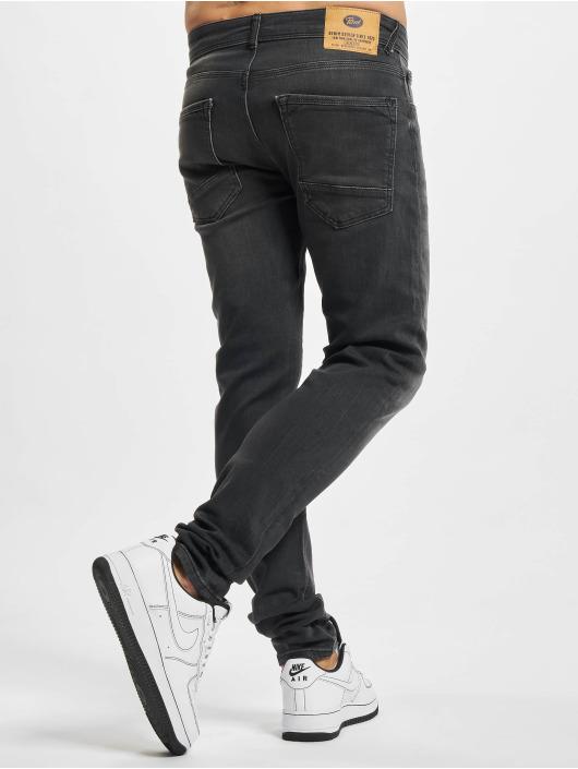 Petrol Industries Slim Fit Jeans Denim Jogger Slim Fit èierna