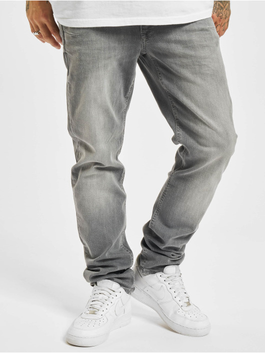 Petrol Industries Slim Fit Jeans Seaham серебро