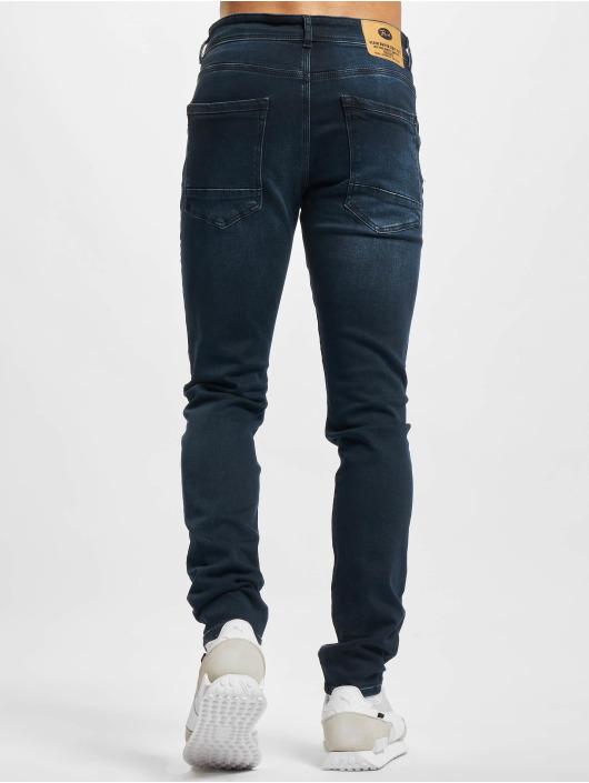 Petrol Industries Slim Fit Jeans Denim Slim Fit blå