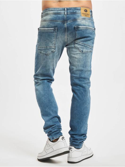 Petrol Industries Slim Fit Jeans Denim Jogger blå