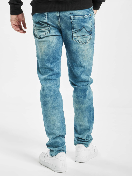 Petrol Industries Slim Fit Jeans Seaham blau