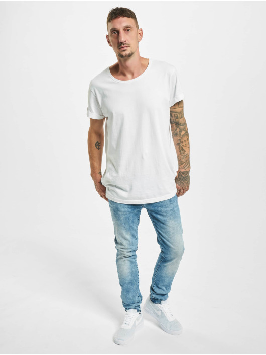 Petrol Industries Slim Fit Jeans Supreme Stretch blau
