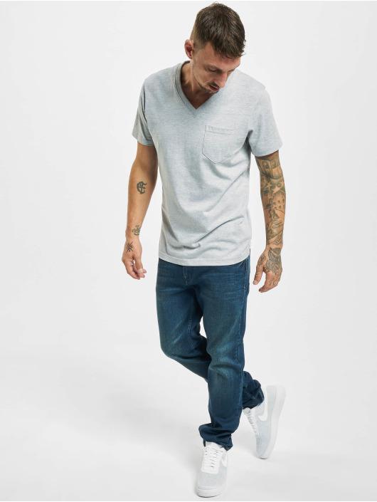 Petrol Industries Slim Fit Jeans Tapered blau