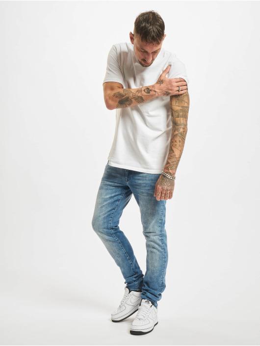 Petrol Industries Slim Fit Jeans Denim Jogger blauw