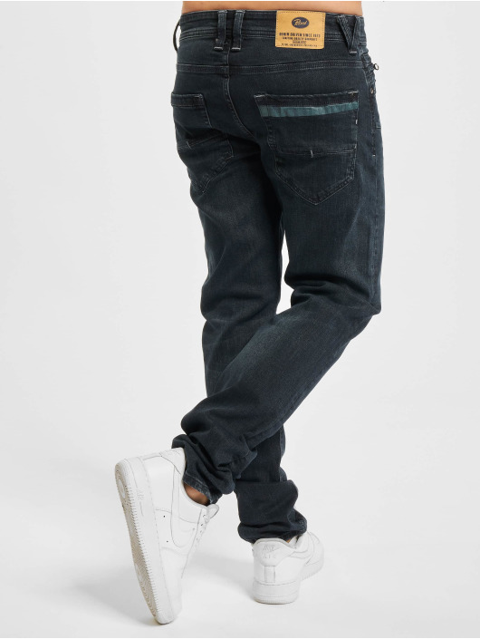 Petrol Industries Slim Fit Jeans Seaham blu