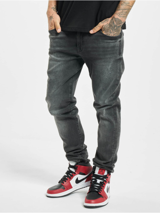 Petrol Industries Slim Fit Jeans Supreme Stretch gray