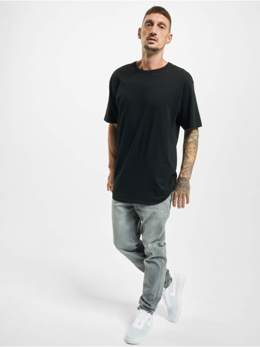 Petrol Industries Slim Fit Jeans Seaham Classic grijs
