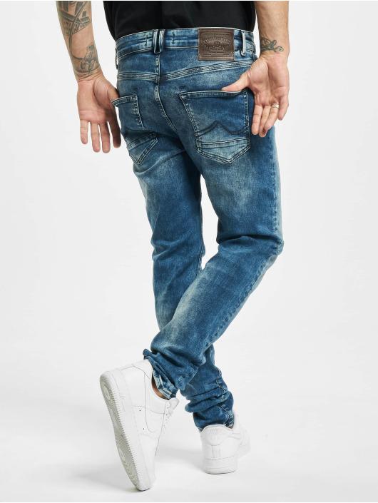 Petrol Industries Slim Fit Jeans Supreme Stretch modrá