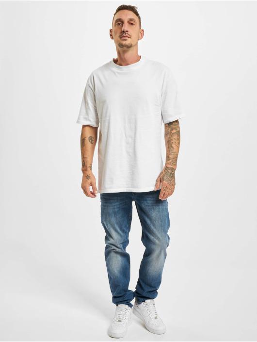 Petrol Industries Slim Fit Jeans Seaham modrý