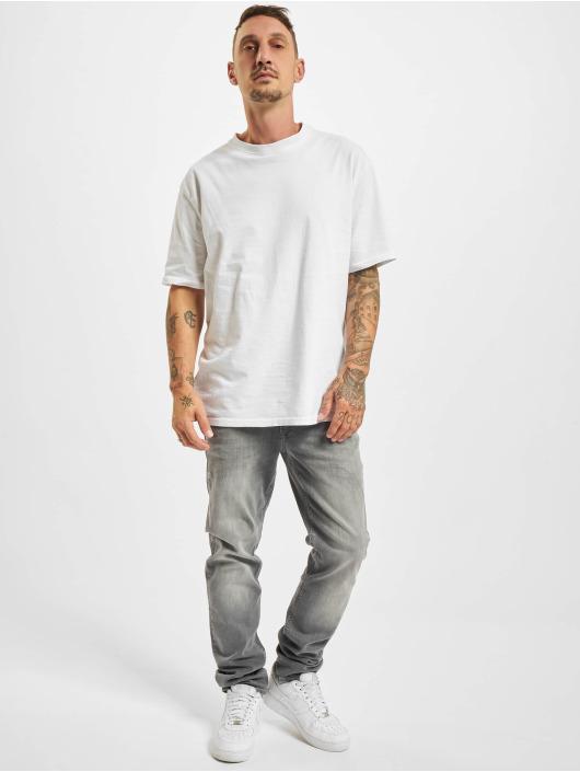 Petrol Industries Slim Fit Jeans Seaham silberfarben