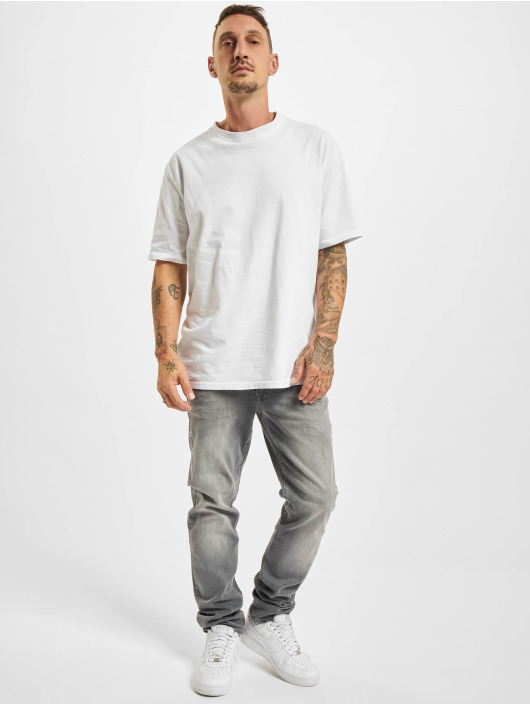Petrol Industries Slim Fit Jeans Seaham silver colored