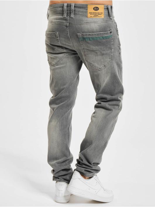 Petrol Industries Slim Fit Jeans Seaham strieborná
