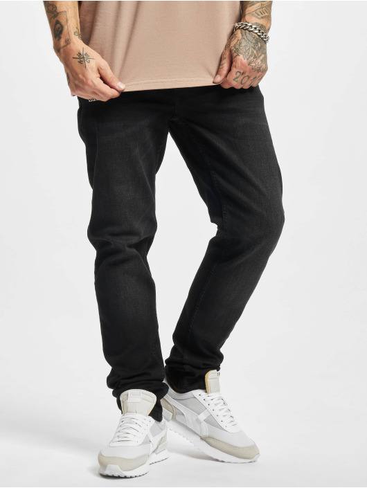 Petrol Industries Straight Fit Jeans Denim Tapered Regular Straight Fit black