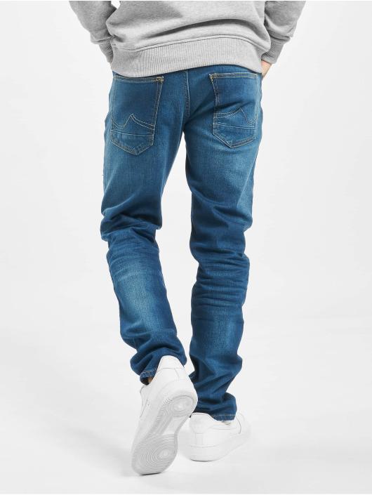 Petrol Industries Straight Fit Jeans Thruxton blau