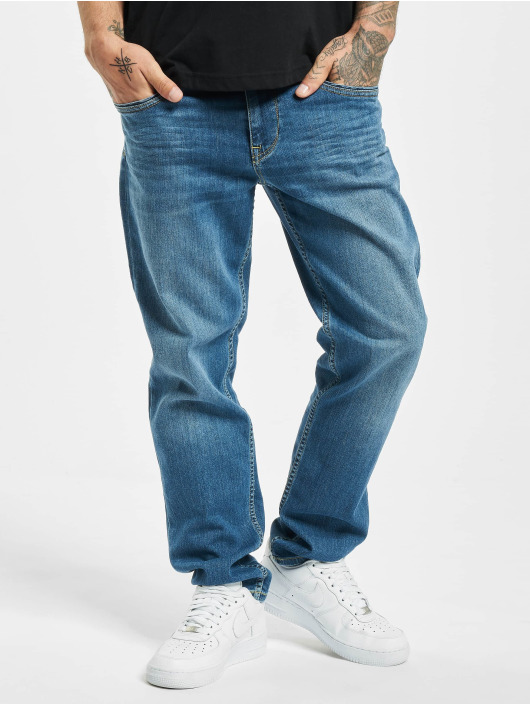 Petrol Industries Straight Fit Jeans Riley blue