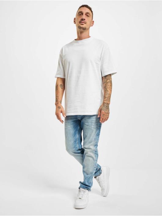 Petrol Industries Straight Fit Jeans Russel blue